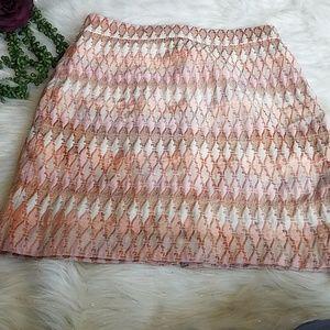 ♾J.Crew Collection Skirt